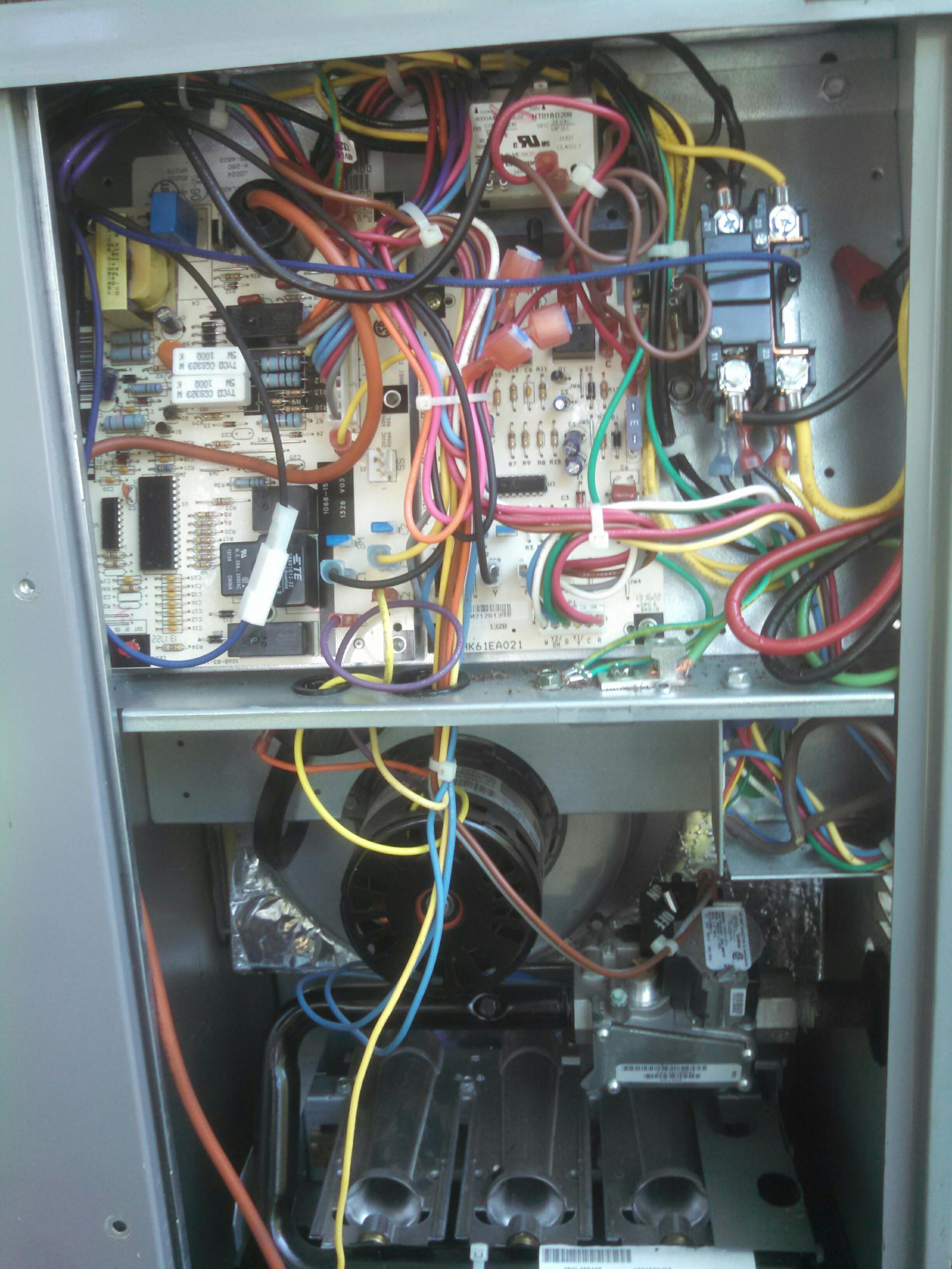 Fair Oaks, CA - day and night ac service