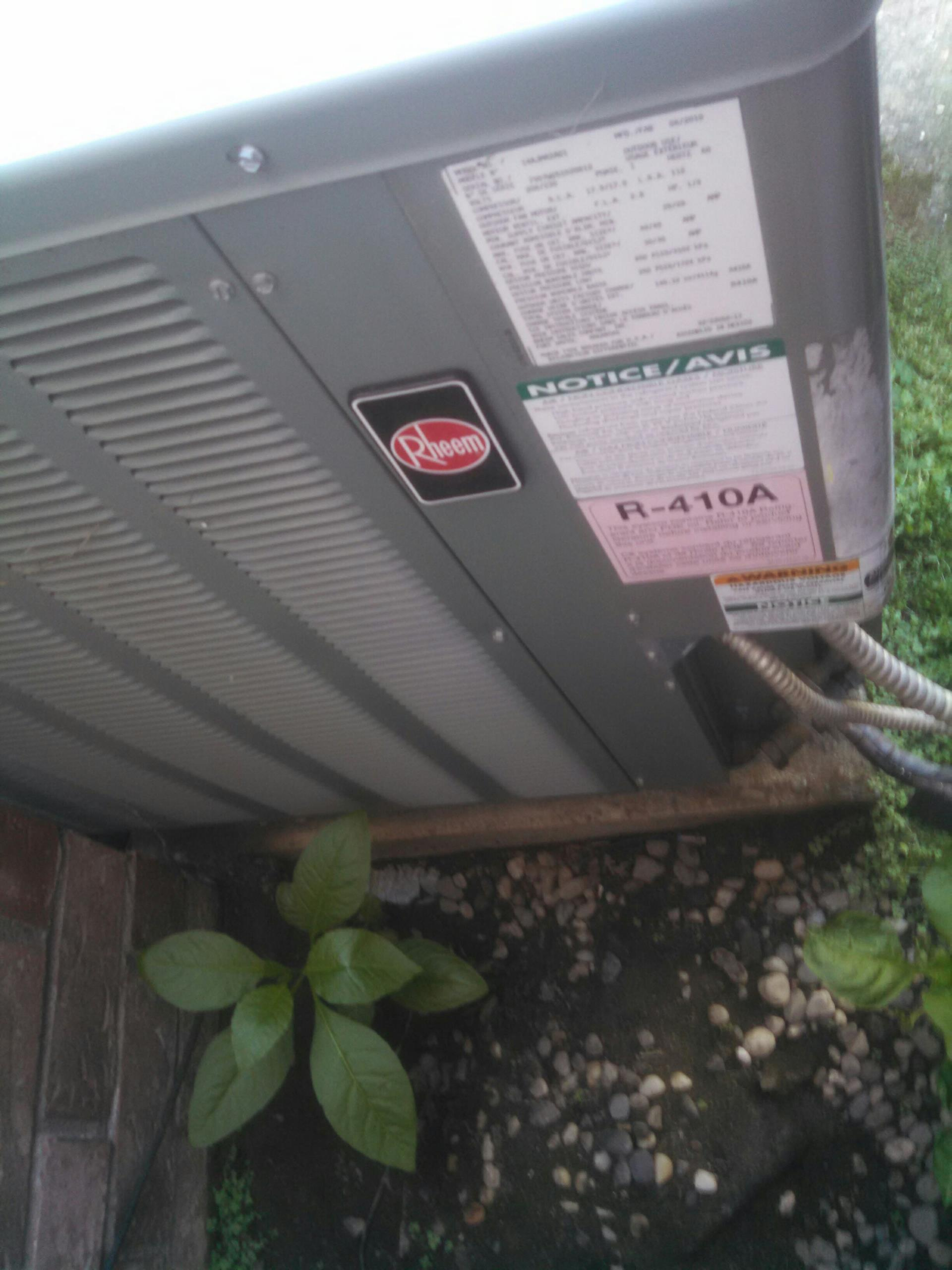 North Highlands, CA - Rheem ac service