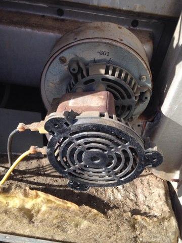 Live Oak, CA - Furnace repairs on a trane system