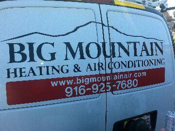 Penryn, CA - heater not blowing warm air Sacramento
