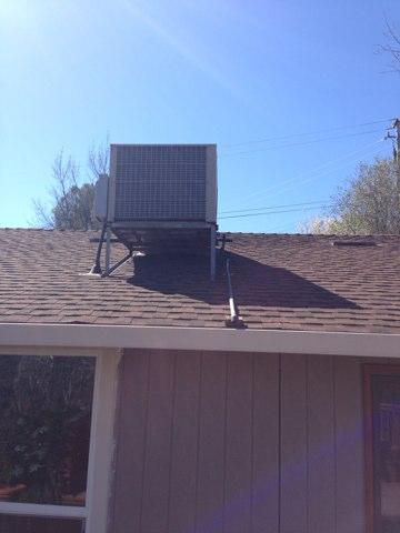 Placerville, CA - Hvac placerville. New unit. Has package on roof. Wants quieter unit.