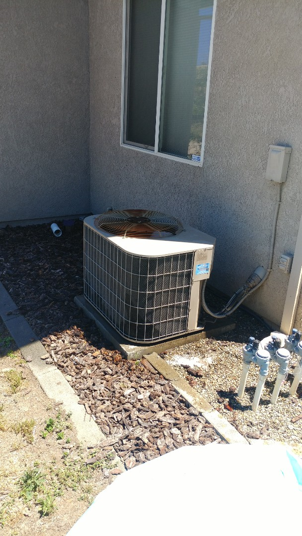 Antelope, CA - I'm working on a 16 yrs. Old York A/C located in Antelope, .ca.