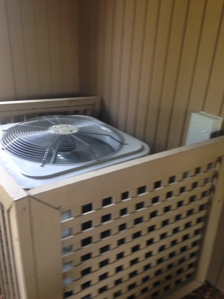 Gold River, CA - Air conditioning repair and installation service