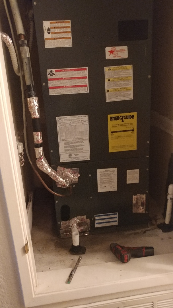 Citrus Heights, CA - I'm working on a 13 Yrs. Old Coleman Heat pump unit in Citrus Heights, Ca