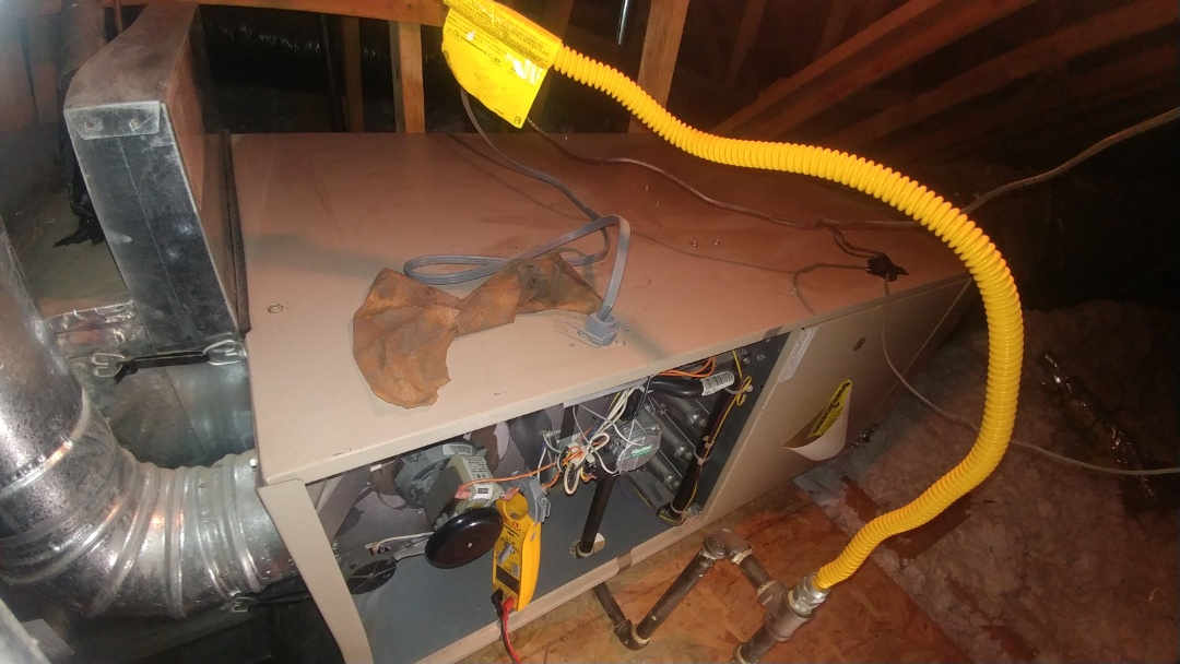 Roseville, CA - I'm working on a 13 yrs. Old York Gas Furnace located in Roseville, Ca