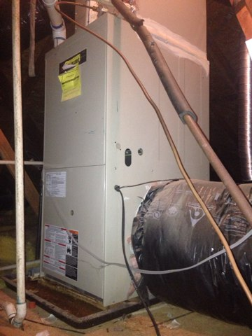 El Dorado Hills, CA - Hvac. Heating. Ac. No ac. Not cooling. Low air flow.