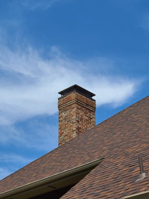 Coppell, TX - Crown repair, chimney cap