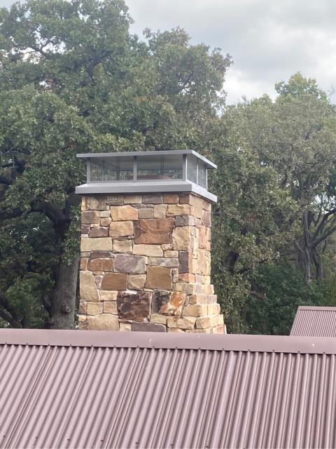 Dallas, TX - Chimney Caps