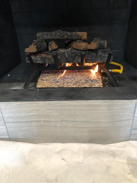 Farmers Branch, TX - Lintel Pack/ Firebox Repair