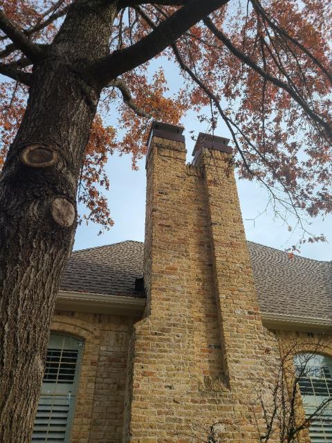 Dallas, TX - Custom Chimney Caps