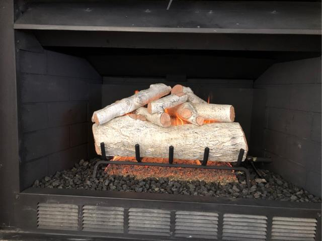 Irving, TX - Cleaning/Gas Log Install