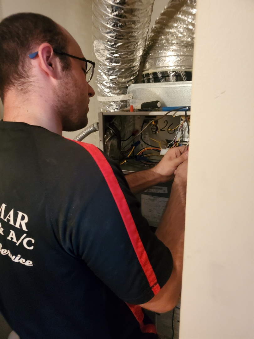 New Albany, OH - Replacing AC and furnace