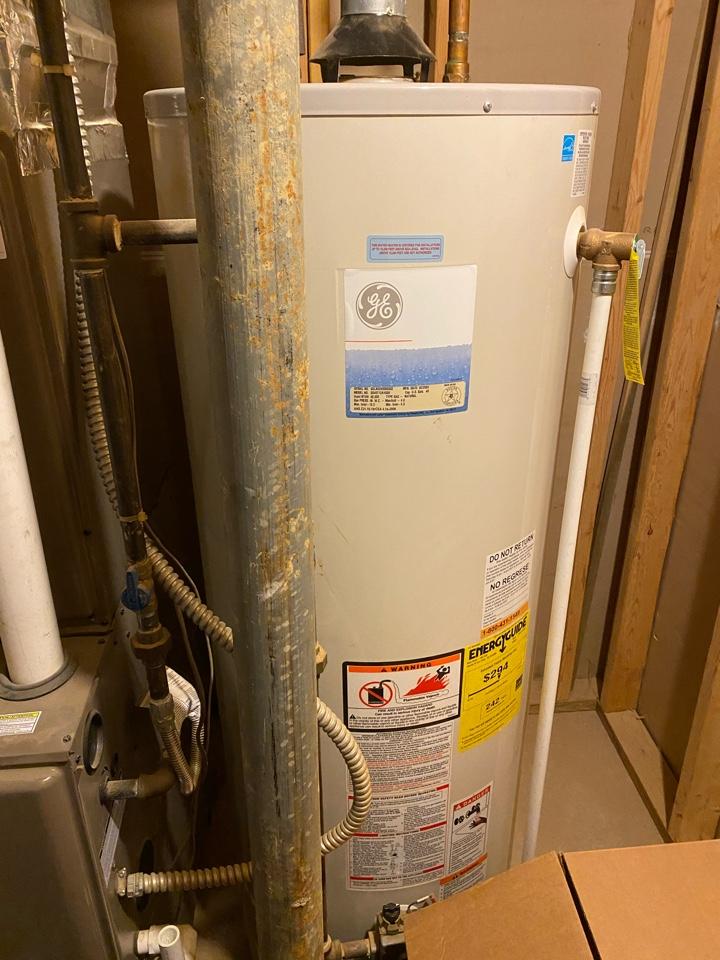 Pataskala, OH - Flushing hot water tank in pataskala, Ohio