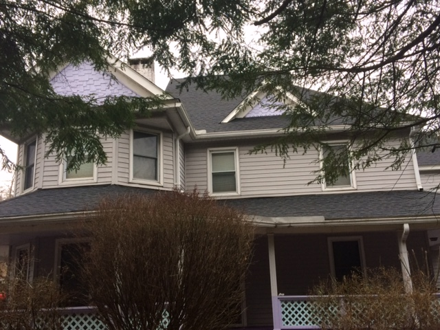 Marshall, NC - New roof! with Timberline HD shingles, this one will be set to go for a long time. Value with style!
