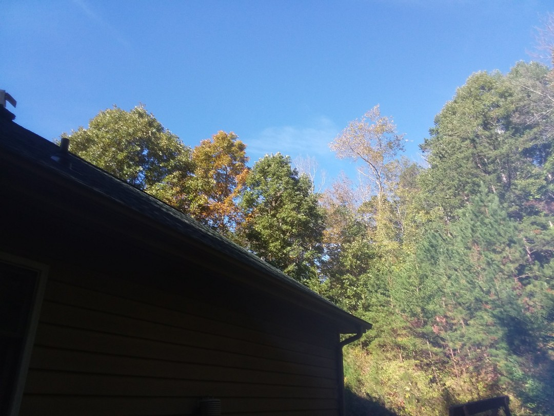 Weaverville, NC - New roof in weaverville