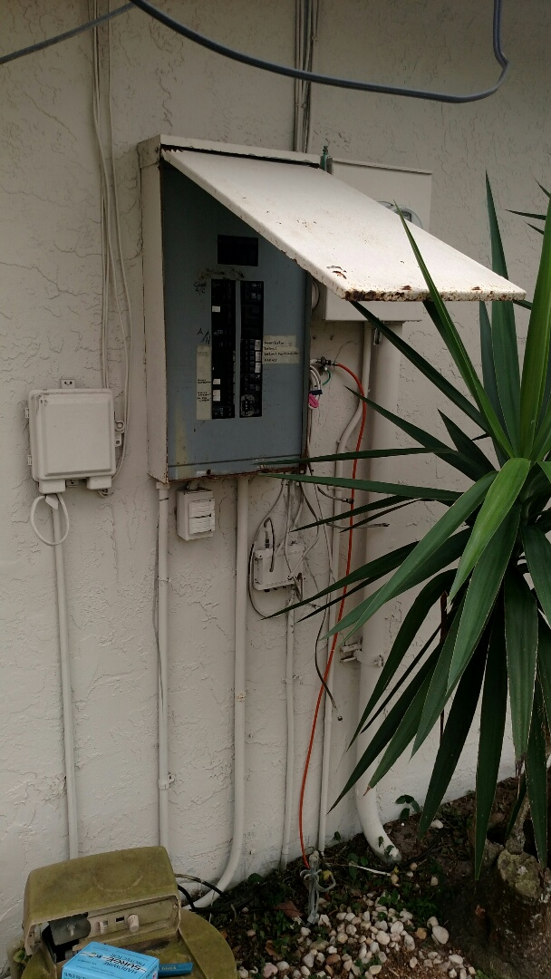 Venice, FL - Estimate to replace electrical panel