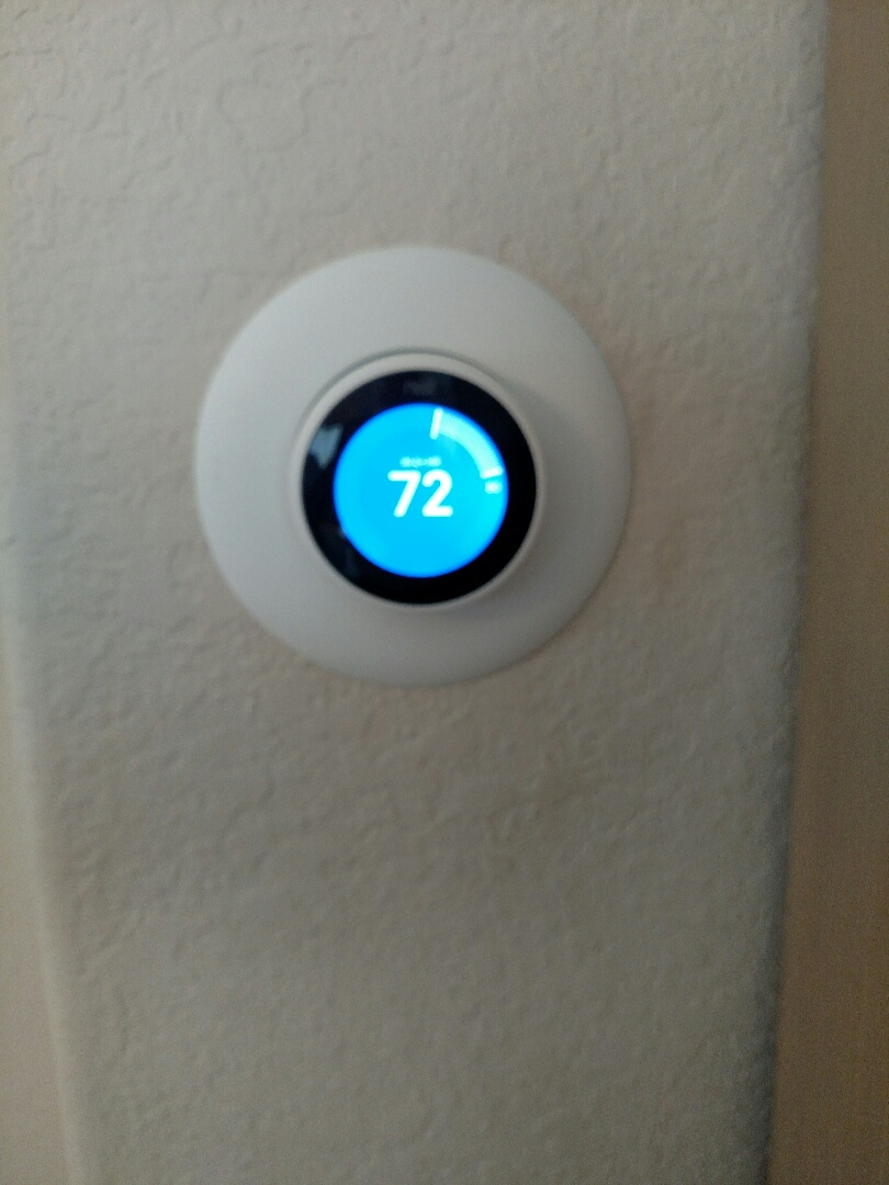 Venice, FL - Installled nest thermostat and linked the nest thermostat to work with alexa