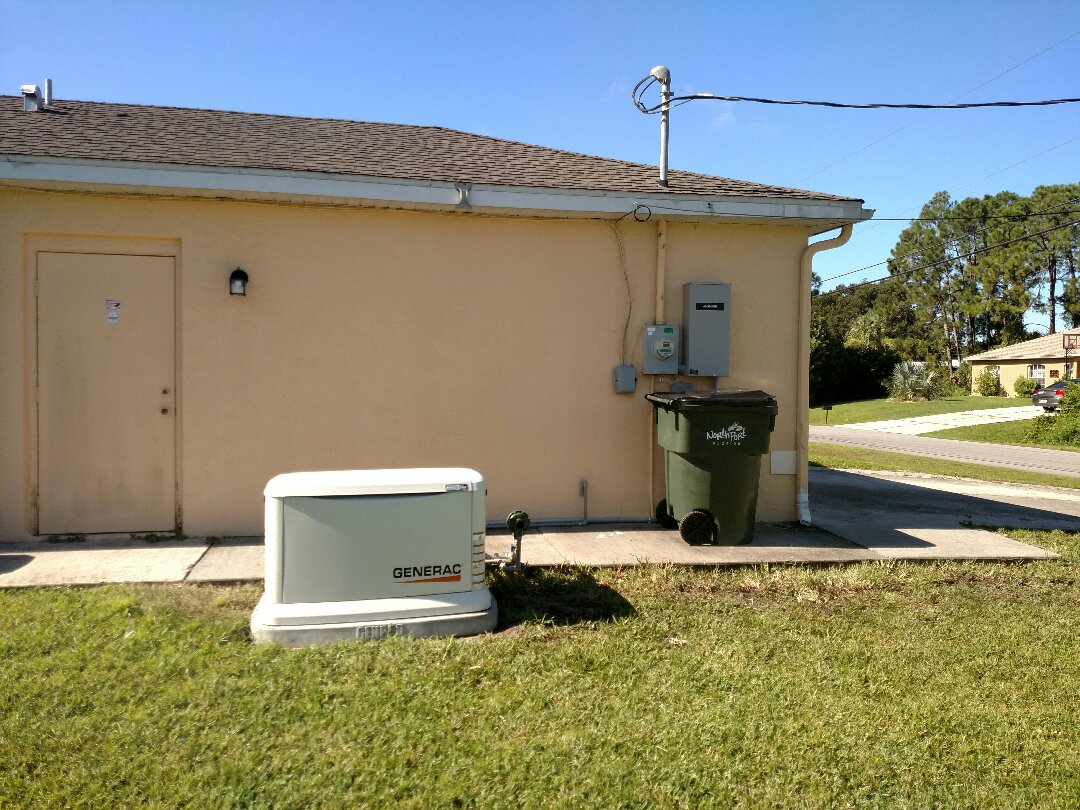 North Port, FL - Installed 22kw whole house generator