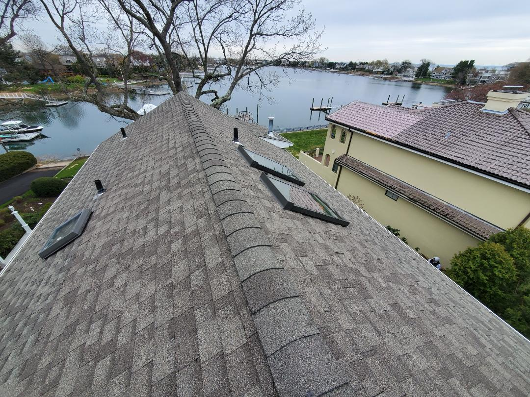 Westport, CT - Skylights leak, we are assessing the damage and will be putting a quote together. Westport CT.