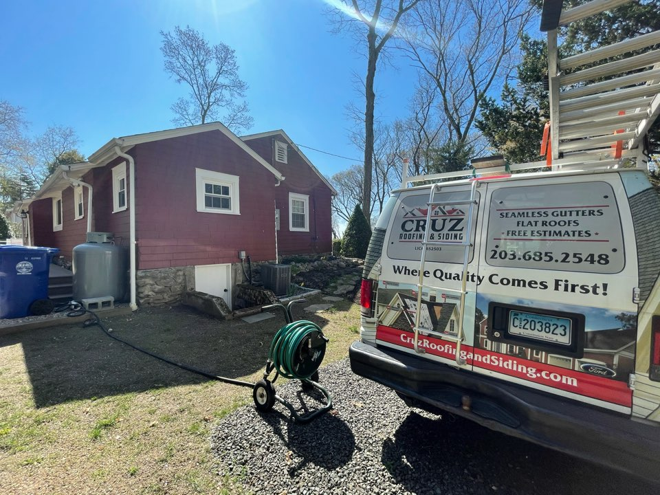 Norwalk, CT - Roof replacement, we will be installing a GAF Timberline roof system.