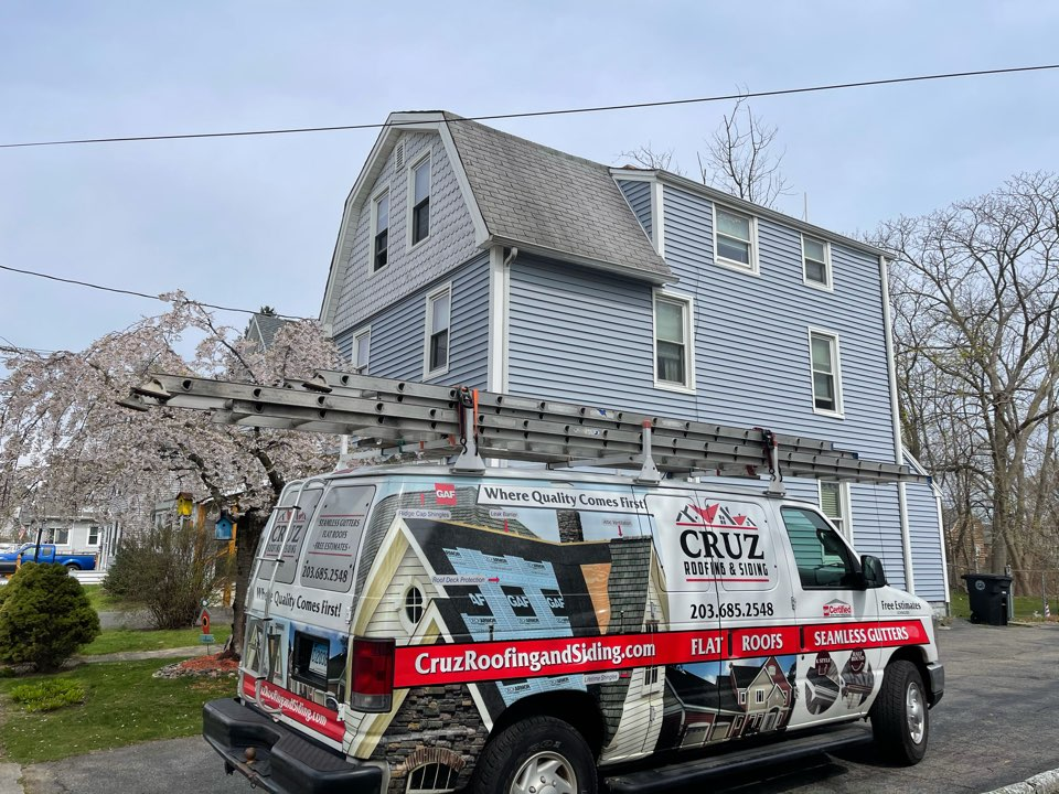 Milford, CT - Roof replacement in a few weeks.