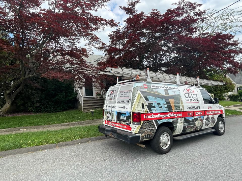 Fairfield, CT - Roof replacement                                              Client roof has lot of storm damaged. We will guide them to have their insurance pay for a new roof.