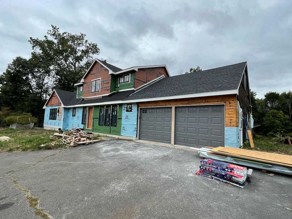 Westport, CT - We will be installing James Hardie siding on this beautiful home In Westport Connecticut.