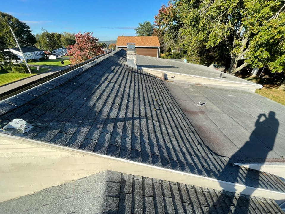Derby, CT - Roof replacement in Derby Connecticut, we will be installing GAF timberline roof system in color shakewood.