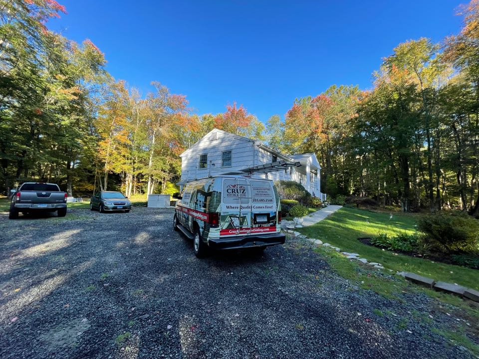 Westport, CT - Roof replacement in Westport Connecticut, we will be installing a new Owens corning total roof protection system.