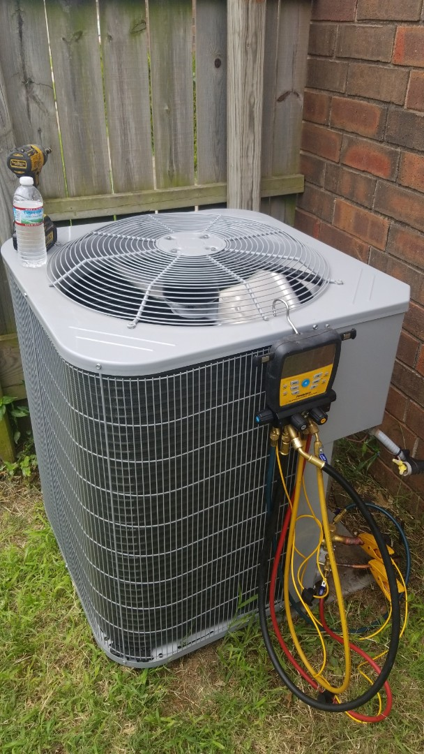 Full change out on furnace coil and  Condenser