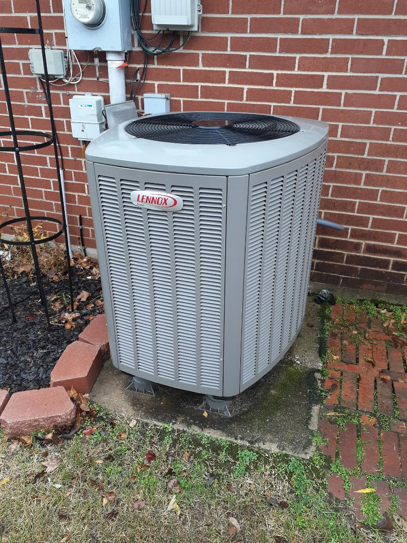 AC service call in Moore
