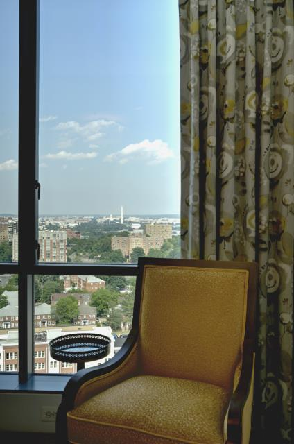 Arlington, VA - Simple Control 4 control, elegant room and excellent view!