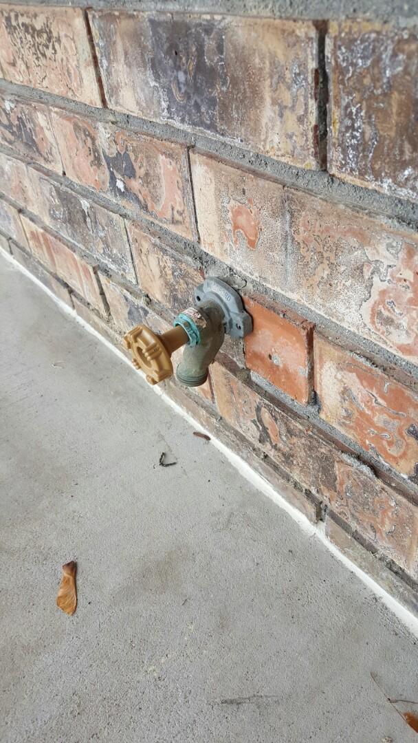 Sandy, UT - Outside faucet hosebibb replacement in little cottonwood Creek Valley