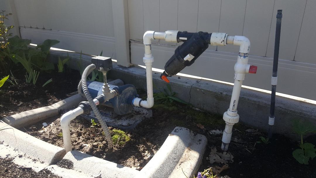 South Jordan, UT - Irrigation water system repair and start up in South Jordan, Ut.