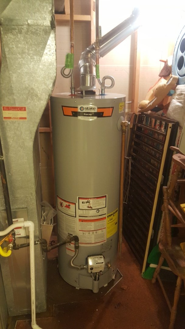 West Jordan, UT - Replacing residential water heater  in taylorsville