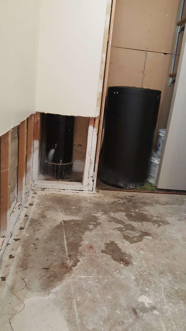 Holladay, UT - Water softener leaking in holladay
