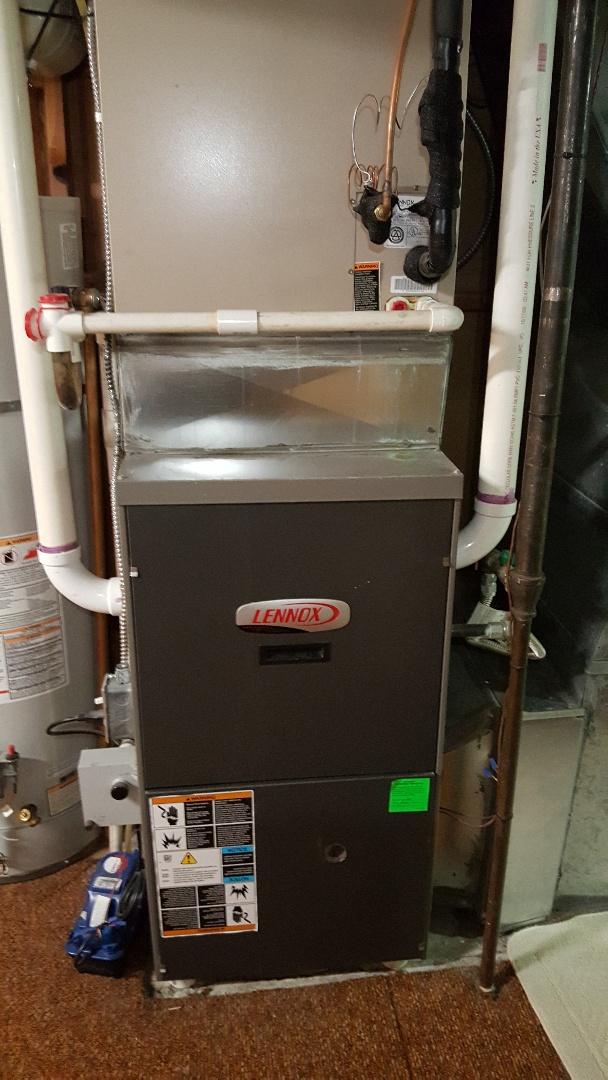 Murray, UT - Start up furnace in Midvale