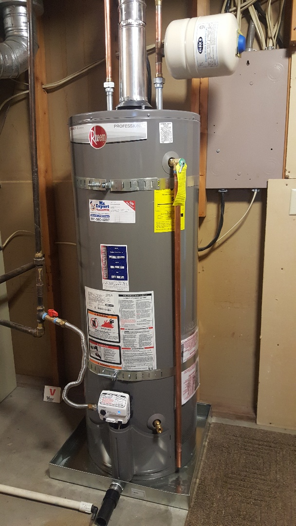 Sandy, UT - Replace a 12 year warranty gss water heater in Cottongwood Hights.