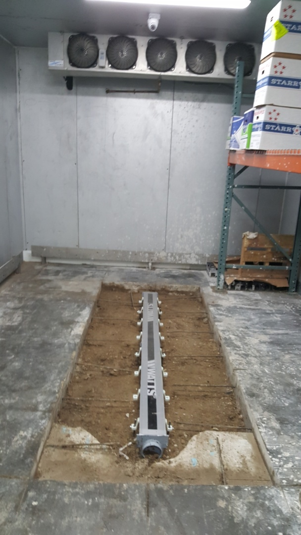 Additional drain for commercial buildings in Kearns