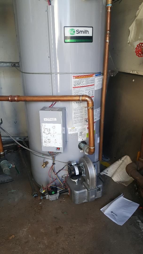 Murray, UT - Commercial water heater repair in Murray, Utah