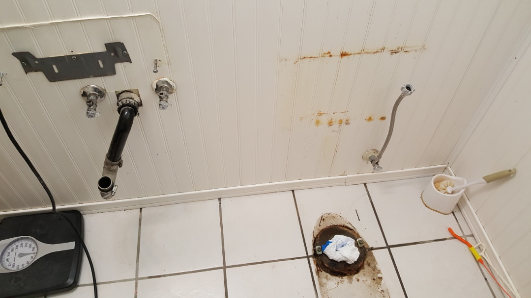Murray, UT - Removing sink toilets and New valves in Murray