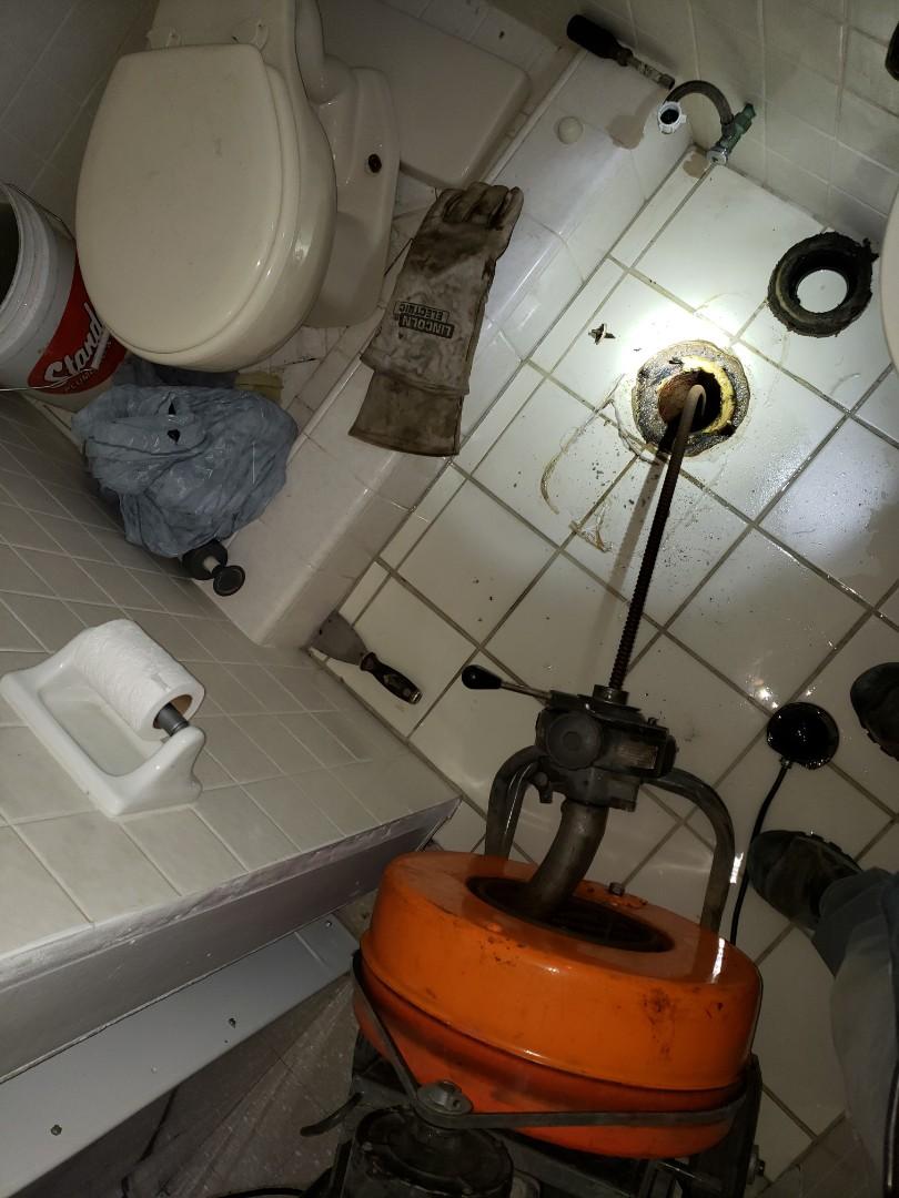 Salt Lake City, UT - Cleaning main sewer line for residential. Murray