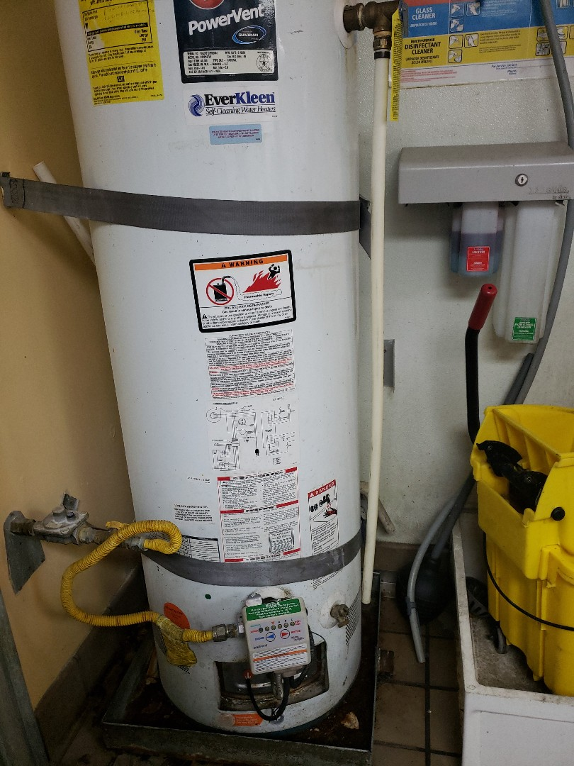 West Valley City, UT - Water heater repair in West Valley City Utah.