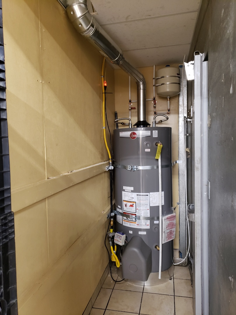 Magna, UT - Installing new water heater. Magna