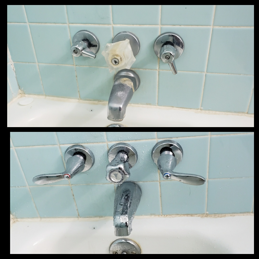 Replacing very old shower valve. Salt Lake city