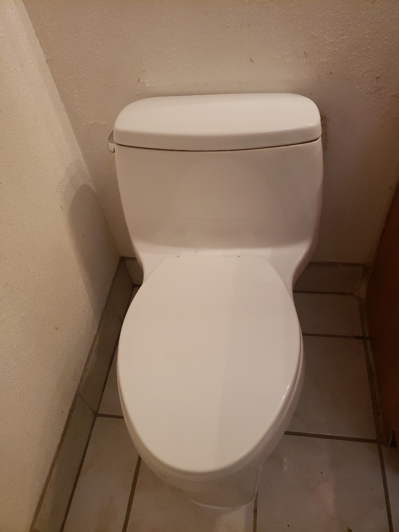 Cottonwood Heights, UT - Replacing an old toilet in Cottonwood Height area.