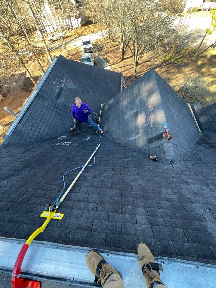 Villa Rica, GA - StormROOF is taking care of your neighbors in Fairfield and the surrounding areas! Call for your free inspection!