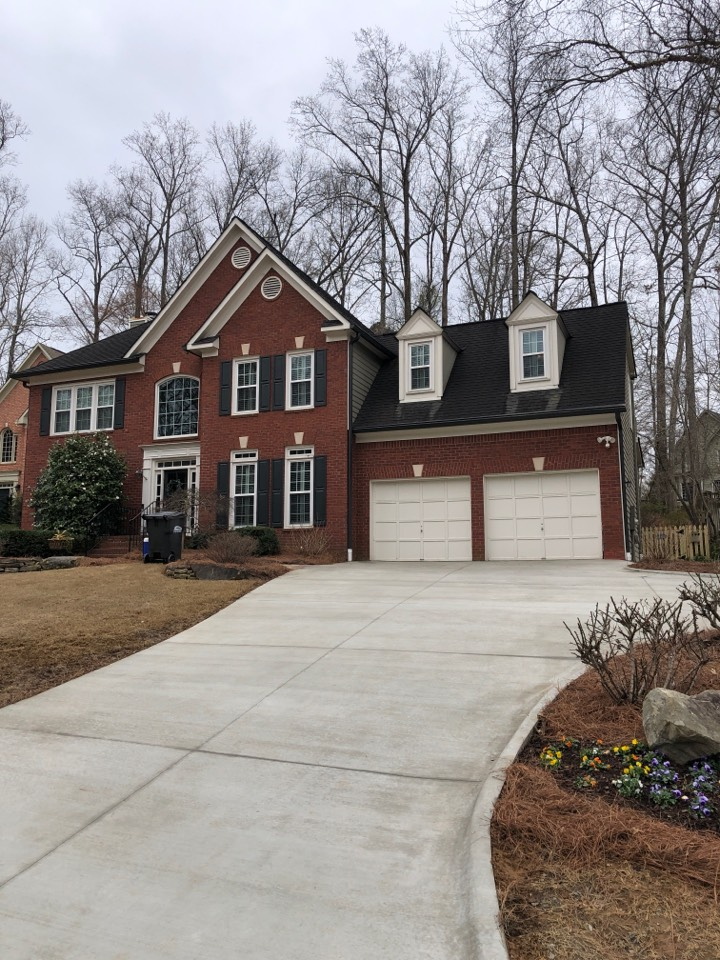 Marietta, GA - Just helped this homeowner with a free inspection in Marietta GA!