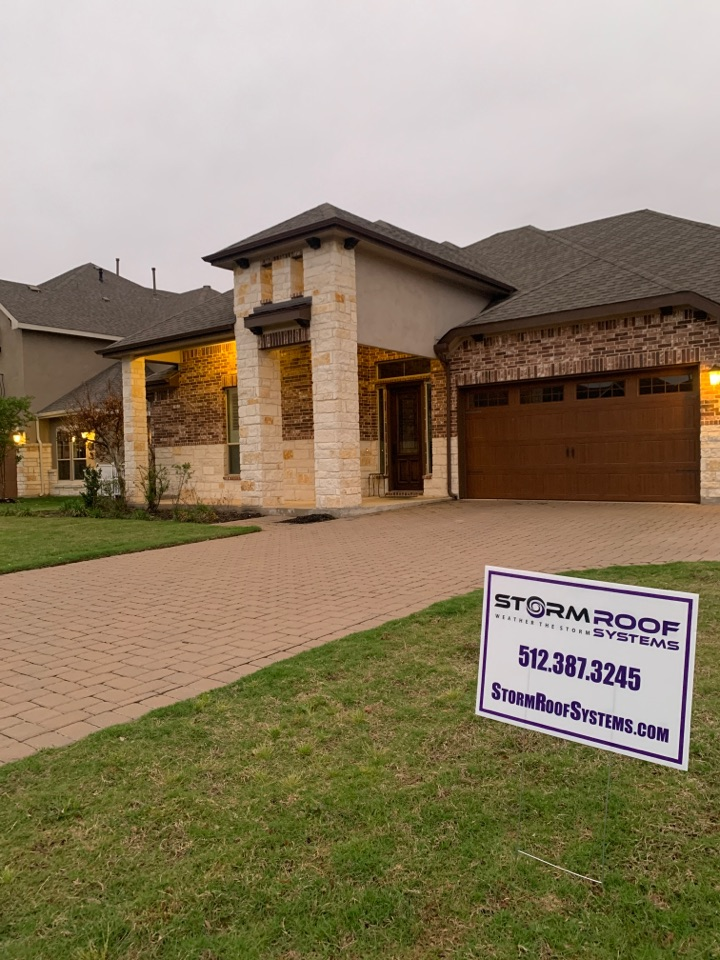 San Marcos, TX - Just helped another homeowner file a hail claim with Farmers in San Marco! Don't wait, call us today for a free inspection!
