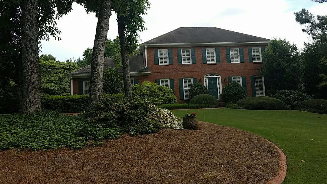 Marietta, GA - Giving quick, free inspections for storm-related roof damage to homeowners in Marietta!